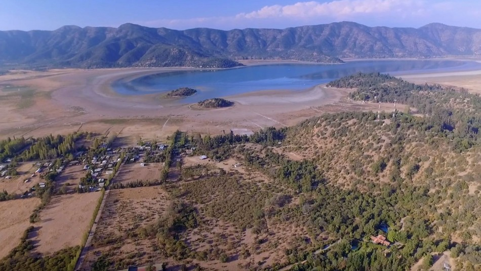Laguna de Aculeo / Universidad de Chile