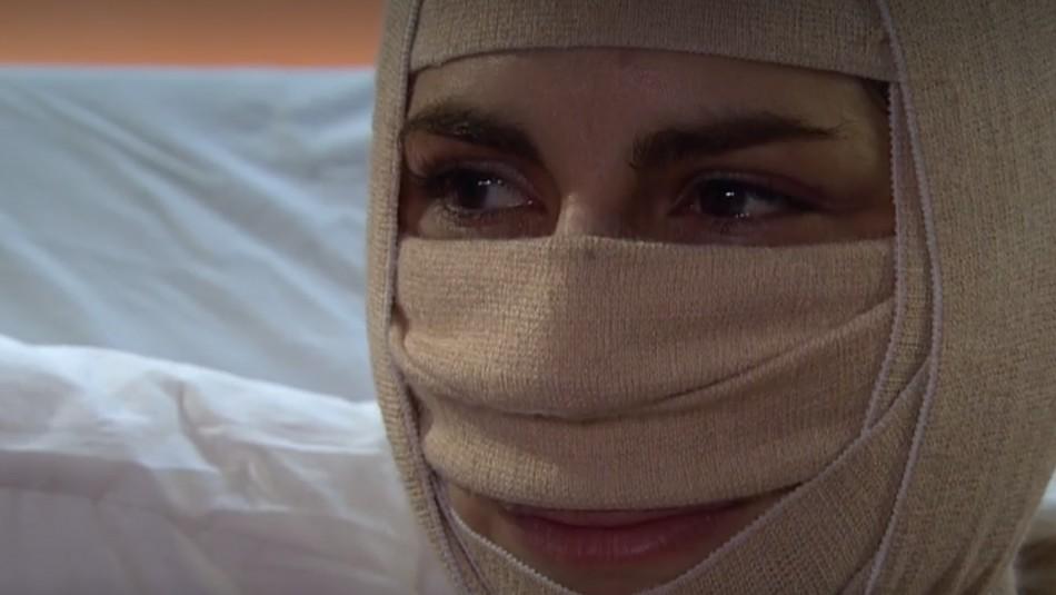 [VIDEO] Verdades Ocultas: Agustina está decidida a recuperar a su hijo