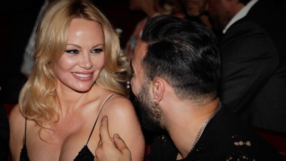 Pamela Anderson / AFP.