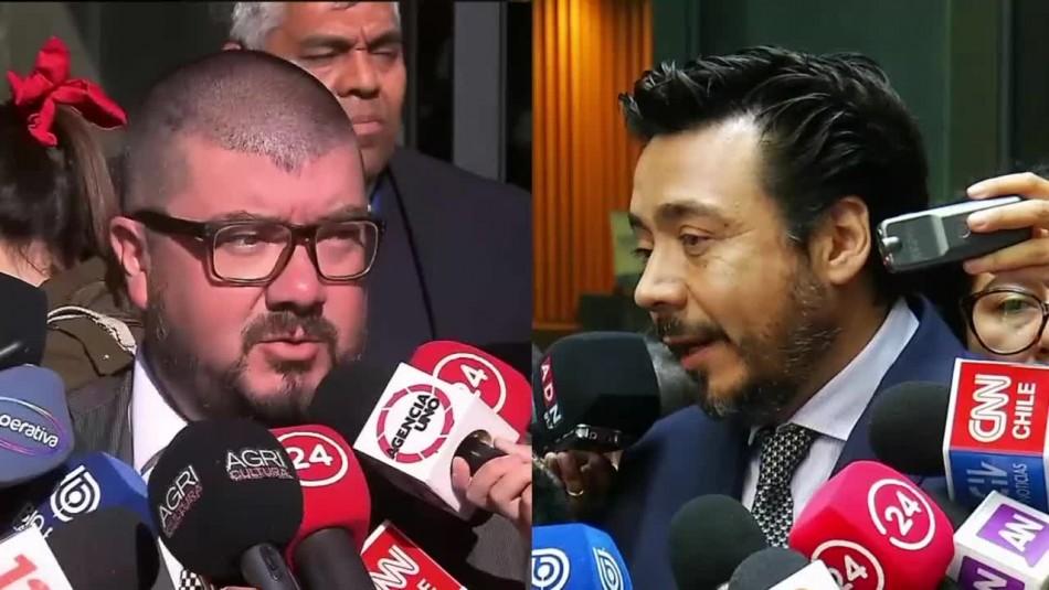 Los antecedentes reservados de investigación que involucra a fiscales Moya y Arias