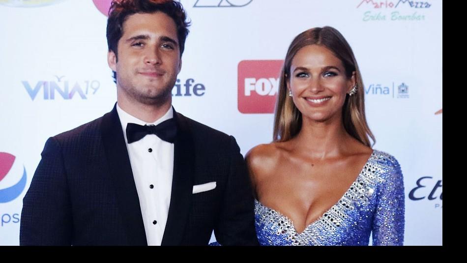 Con esta tajante frase Diego Boneta confirmó su romance con Mayte Rodríguez