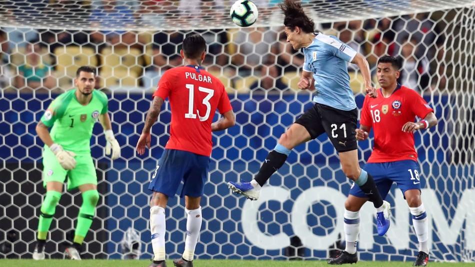 El duro relato uruguayo. / Reuters