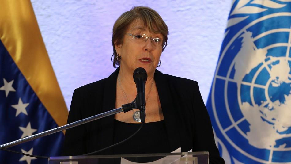 Michelle Bachelet / Reuters