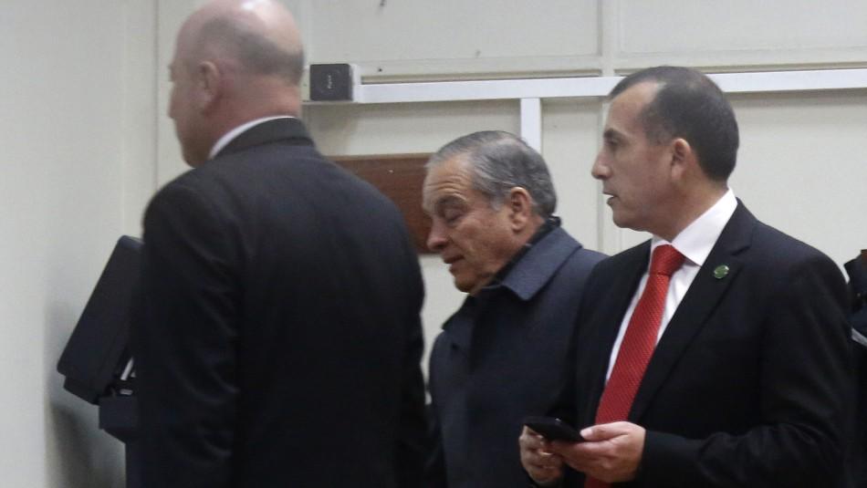 Alberto Espina por situación de Humberto Oviedo: