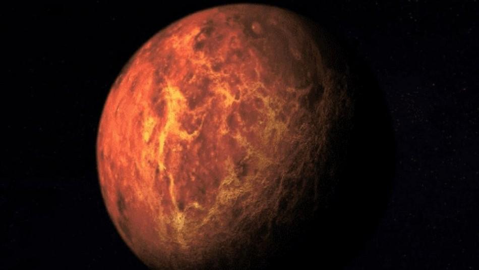 [FOTO] Un nuevo cráter de impacto en Marte revela un descubrimiento oscuro en el planeta rojo