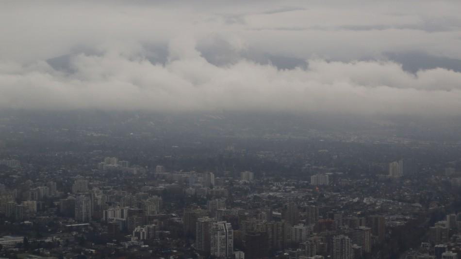 Nubosidad variable en Santiago: Revisa el pronóstico del tiempo para los próximos días