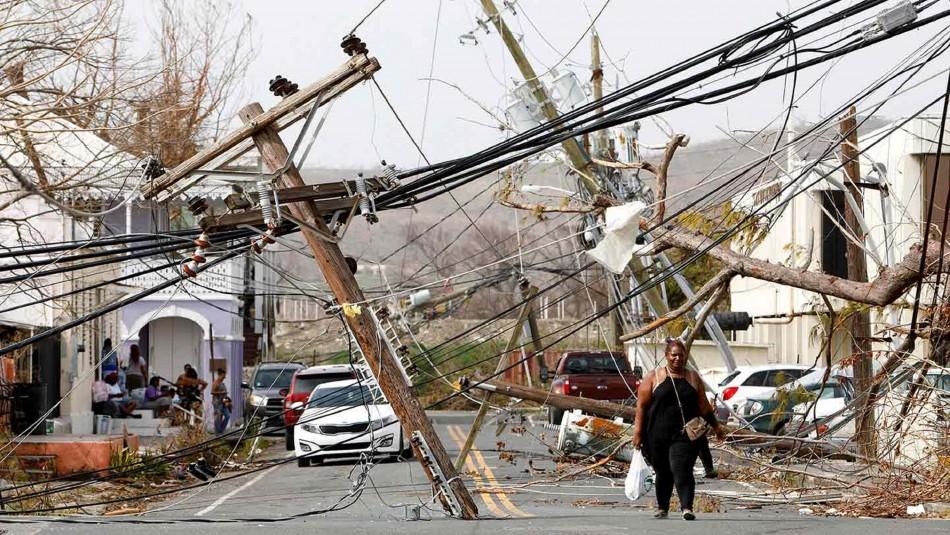 Desastres del huracán María en Estados Unidos / Agencia Reuters