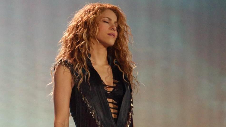 Shakira tiene un nuevo fotógrafo y su primera imagen es