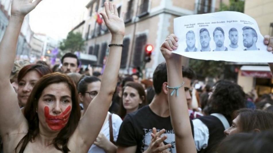 Protestas en España / Reuters