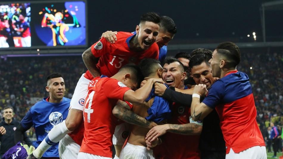Chile espera rival en semis / AgenciaUno.