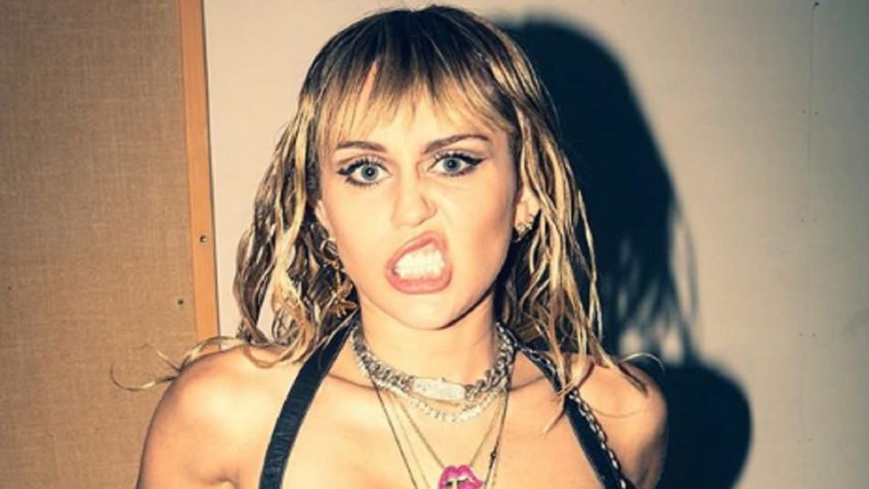 Instagram Miley Cyrus