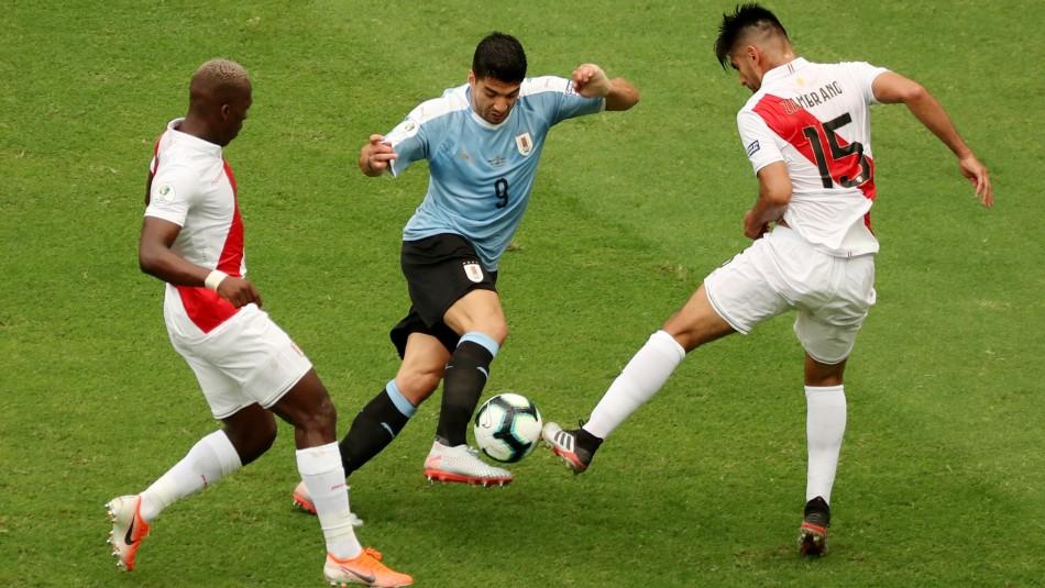 El desafío se juega en el Arena Fonte Nova. / Reuters