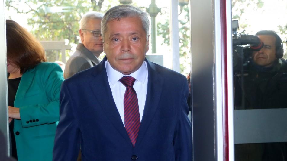 TC no accedió a la suspensión solicitada por el ministro Emilio Elgueta