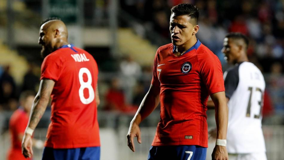 ¿Juega Alexis Sánchez?: La formación que baraja Chile ante Uruguay en Copa América