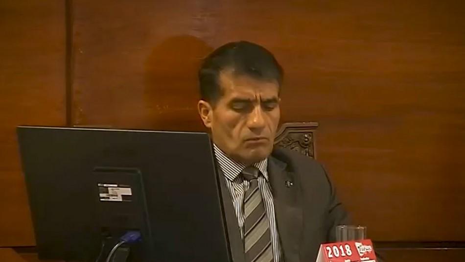 Jueces de Rancagua: Ministro Vásquez presenta recurso al TC para evitar destitución