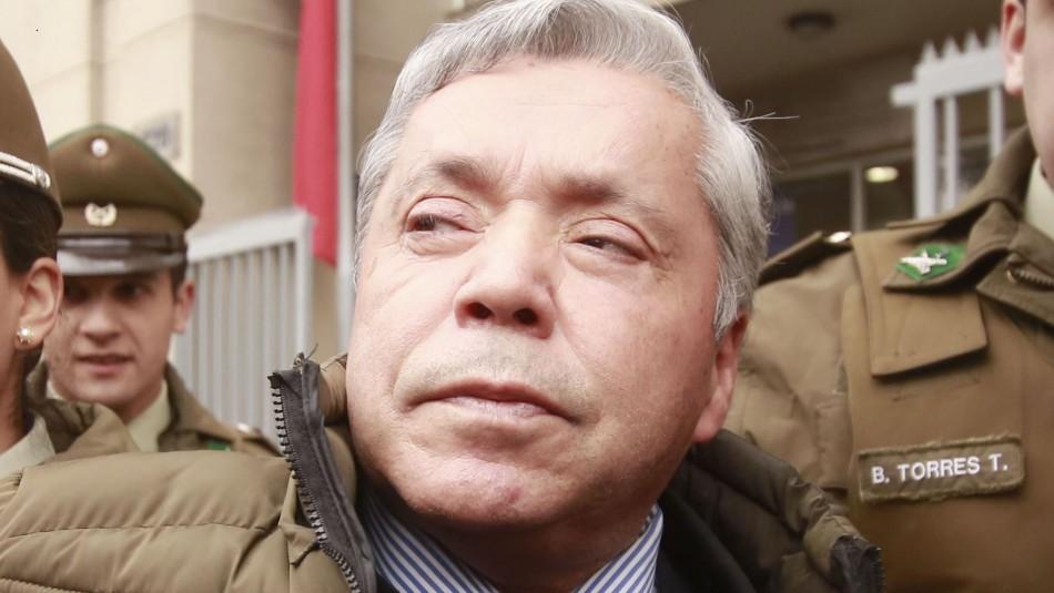 Juzgado de Garantía de Rancagua reformalizó al suspendido juez Elgueta por 5 delitos