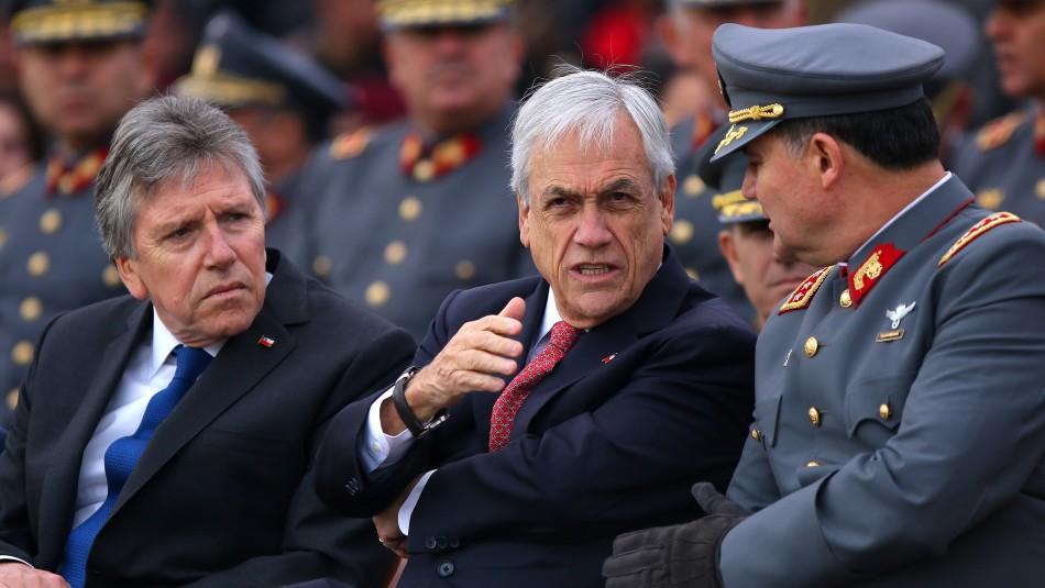 Gobierno retirará de Contraloría decreto para que FFAA combatan narcotráfico