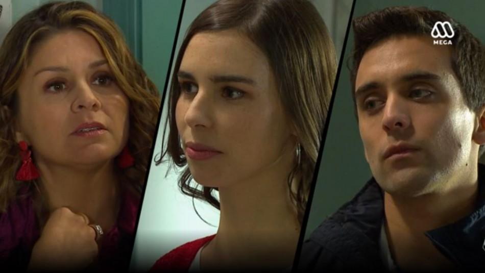 Verdades Ocultas: La relación entre Gonzalo y Claudia comienza a despertar sospechas