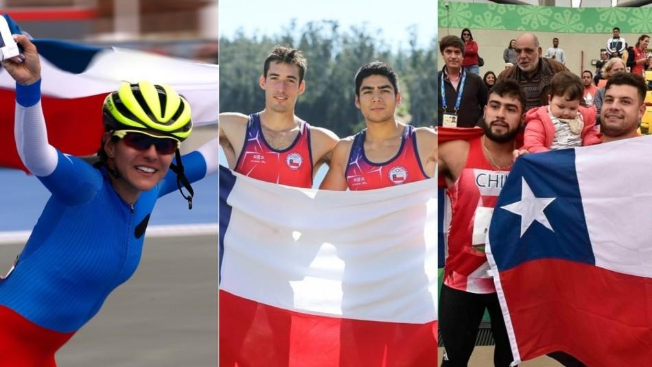 Chile hace historia en Juegos Panamericanos.