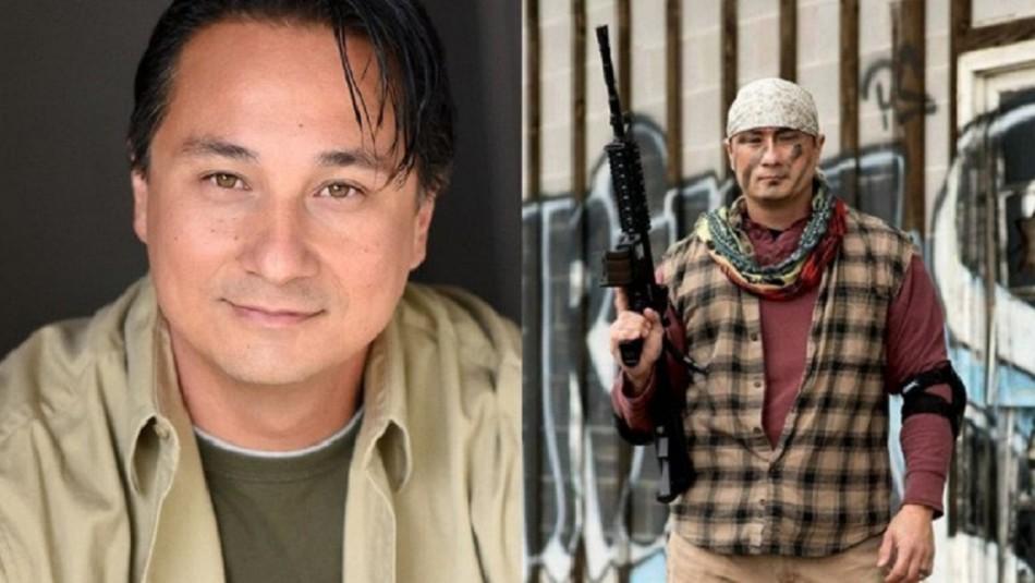 Muere actor que participó en The Walking Dead tras varios meses aquejado de cáncer