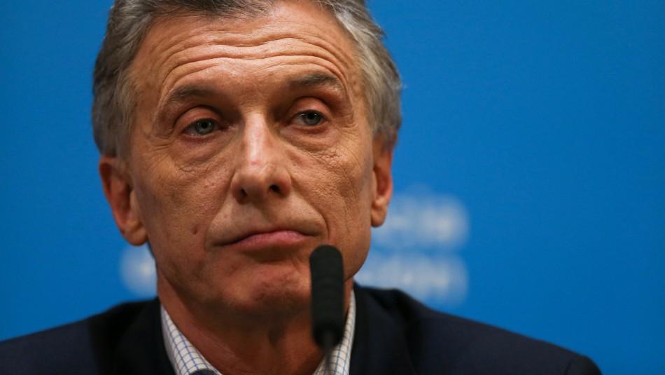 Macri y lunes negro de economía argentina. Hoy somos más pobres que antes de las Paso