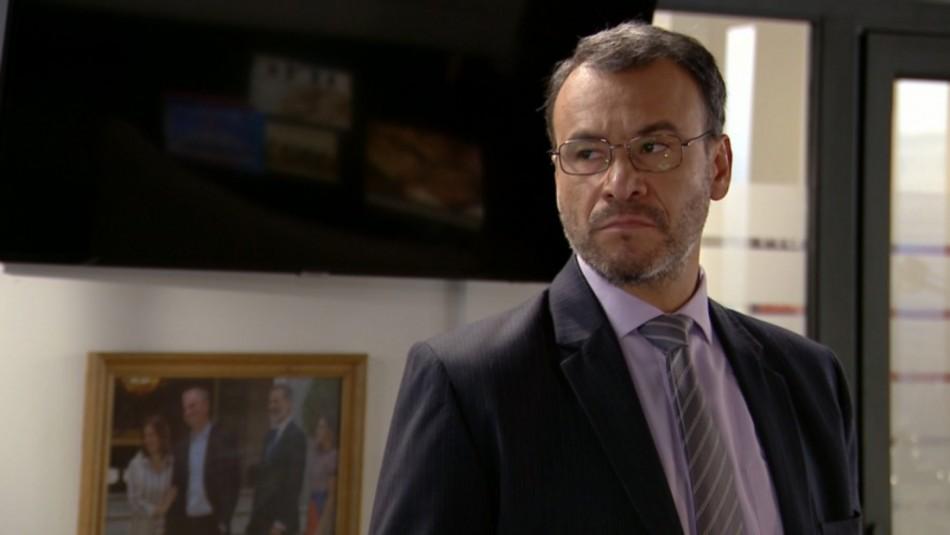Juegos de Poder: La siniestra nueva idea de Gustavo para deshacerse de Aníbal Ramos