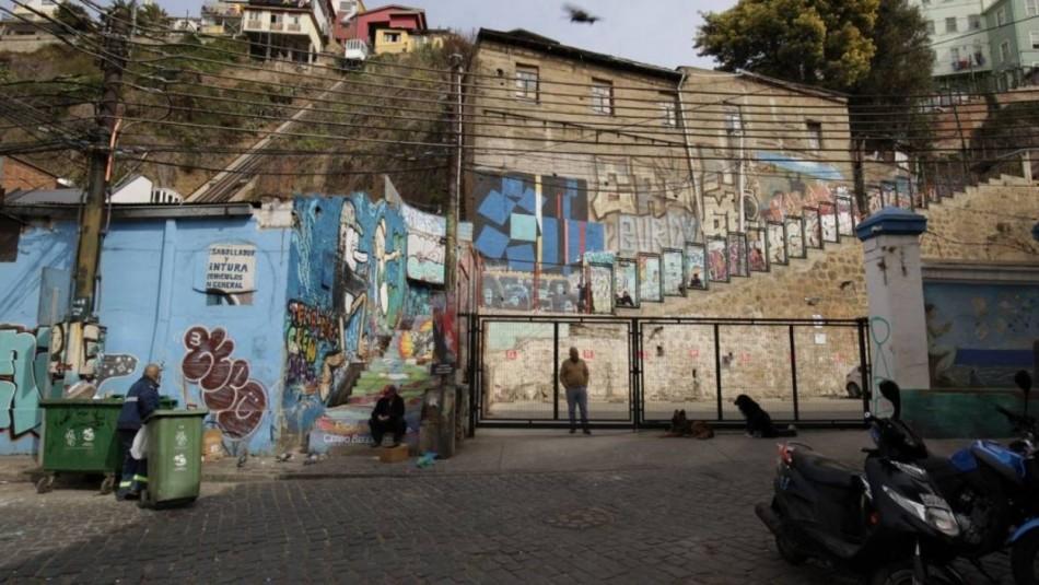 Testigos de derrumbe en Valparaíso: Había