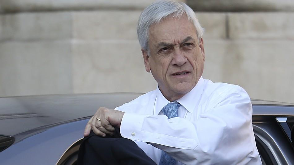 Piñera por fatal derrumbe: