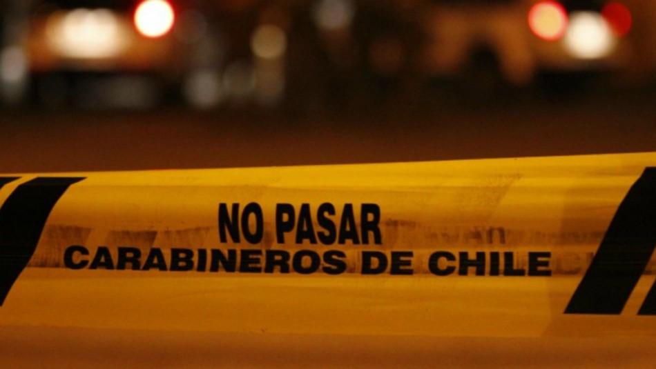 Parricidio en Puadahuel: Mujer mató a su padre tras discusión por venta de vivienda