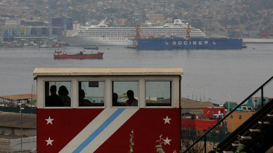 Valparaíso entre nubes y templado: Revisa el pronóstico del tiempo