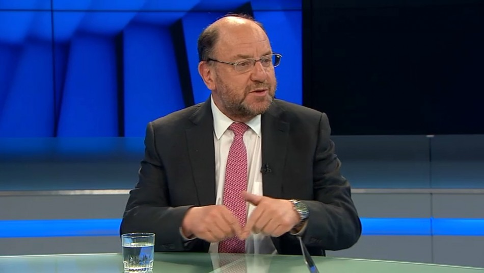 Ministro Moreno y megasequía: