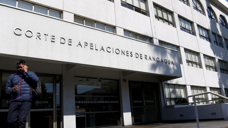 Suspenden nuevamente alegatos del cuaderno de remoción de jueces de Rancagua