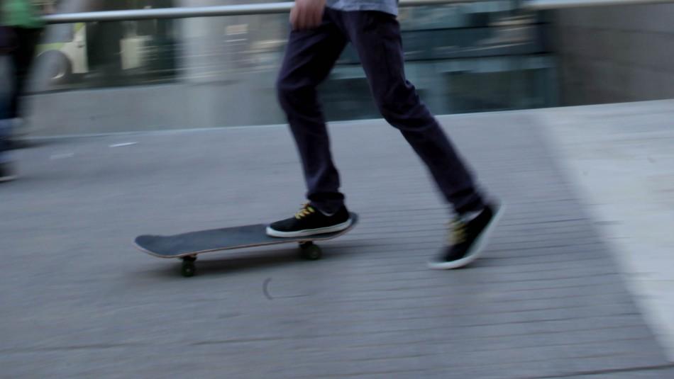 Joven skater muere atropellado: Conductor manejaba bajo la influencia del alcohol