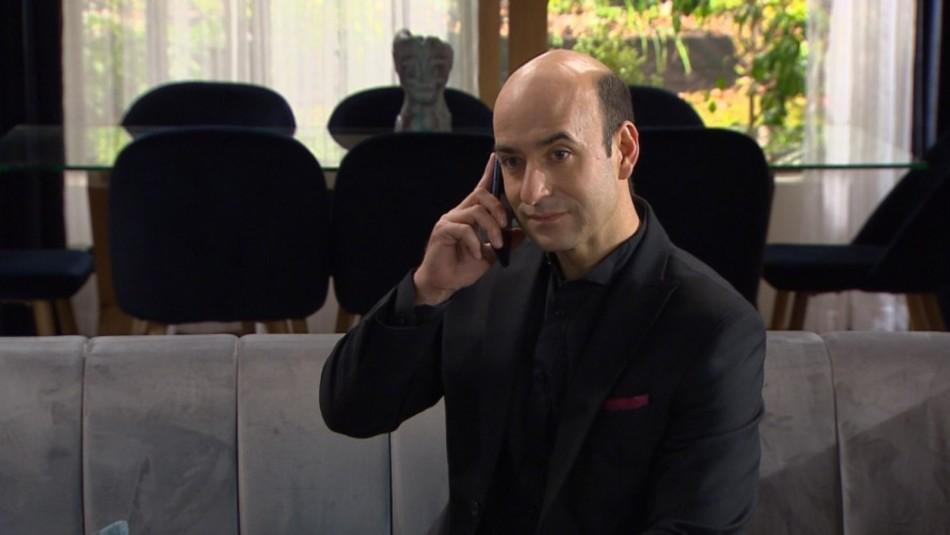 Verdades Ocultas: ¡Samuel le contó a Eliana que Rocío está de vuelta!