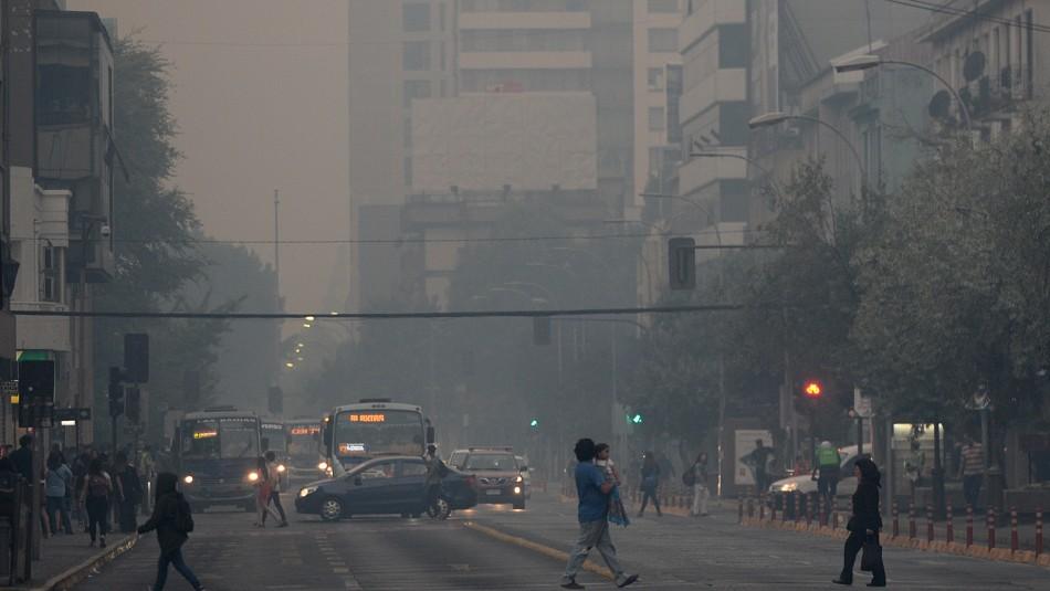Concepción con chubascos aislados: Revisa el pronóstico del tiempo
