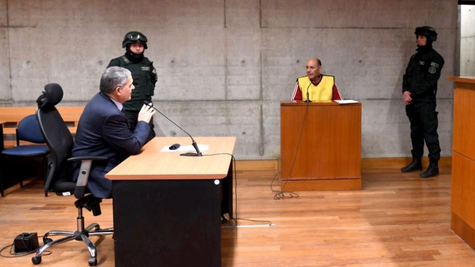 Carroza: Hernández pide que se abonen 16 años que pasó en prisión provisoria