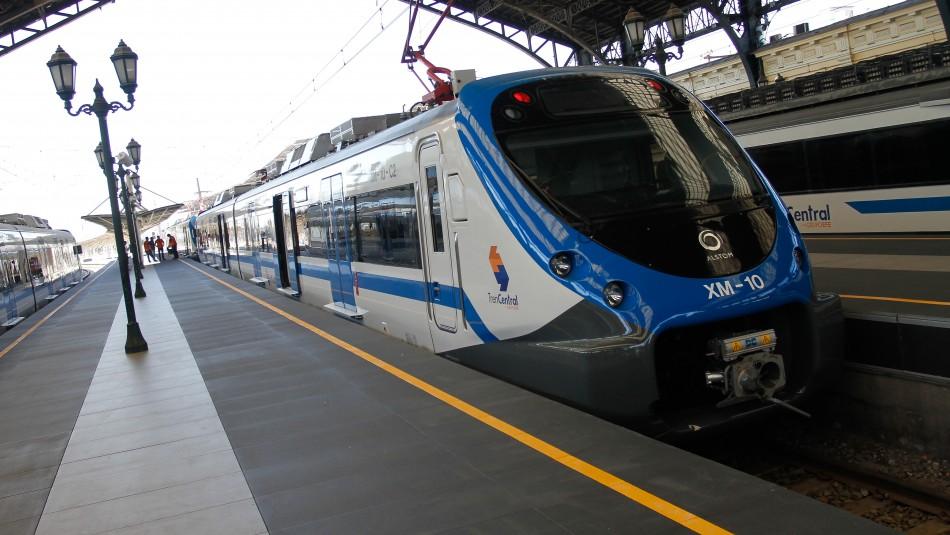 Tren Santiago-Chillán: Revisa la duración del trayecto y cuáles serán las estaciones