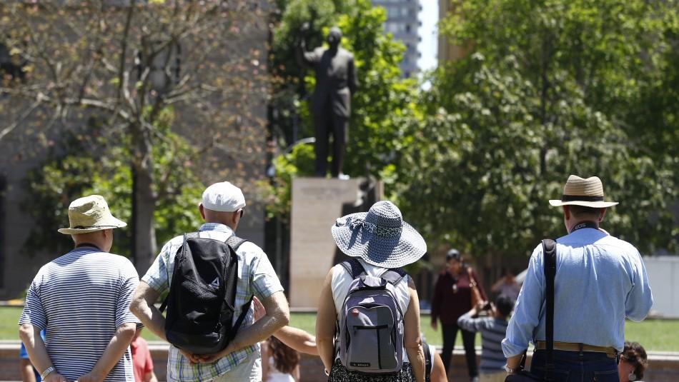 A prepararse para el calor: Hasta 28 grados registrará Santiago entre viernes y lunes
