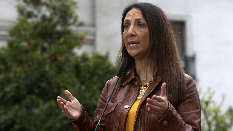 Cecilia Pérez declarará ante Fiscalía por dichos que vinculan al PS con narcotráfico