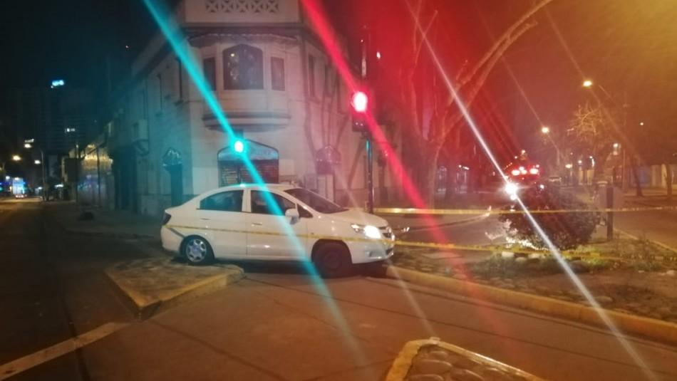 Robo en peaje Lo Prado finaliza con persecución policial por las calles de Santiago