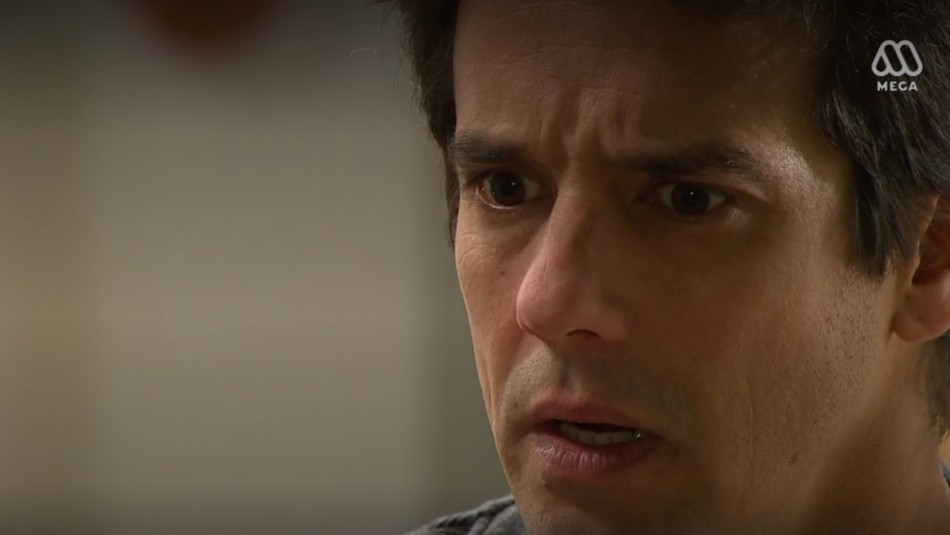 Verdades Ocultas: Tomás se enteró que Rocío quiere llevarse a su hijo