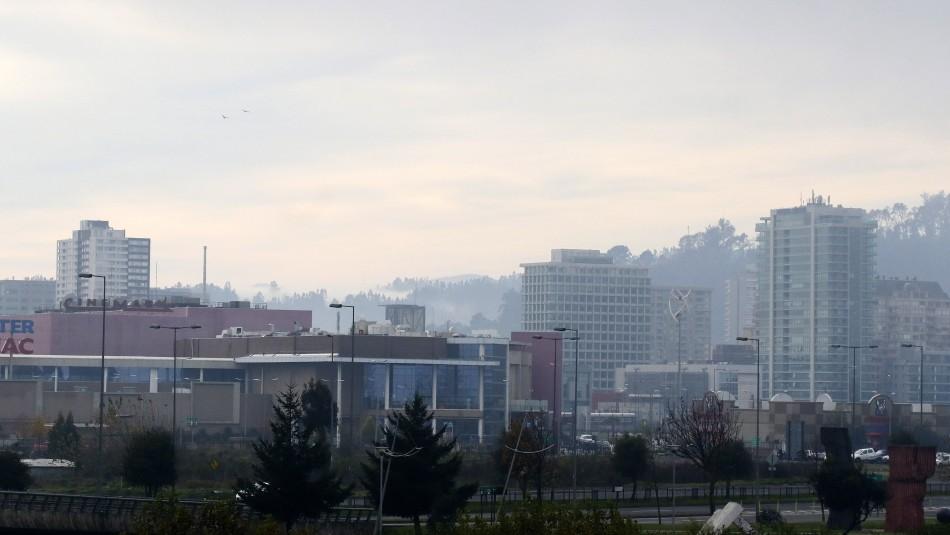 Concepción parcialmente soleado: Revisa el pronóstico del tiempo