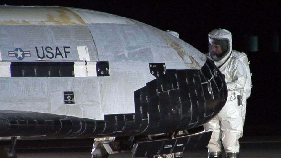 X-37B: El misterioso avión espacial de Estados Unidos con misión clasificada