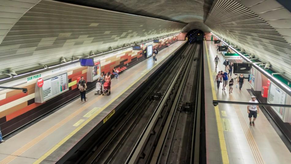 Línea 9 hasta La Pintana: Estas son las ubicaciones en que estarían las estaciones