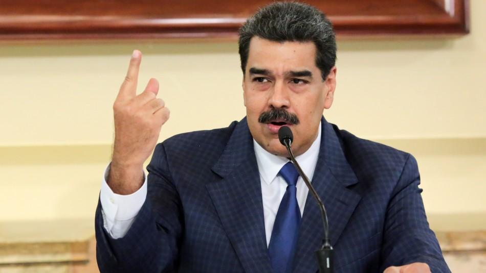 Maduro por informe ONU sobre Venezuela: