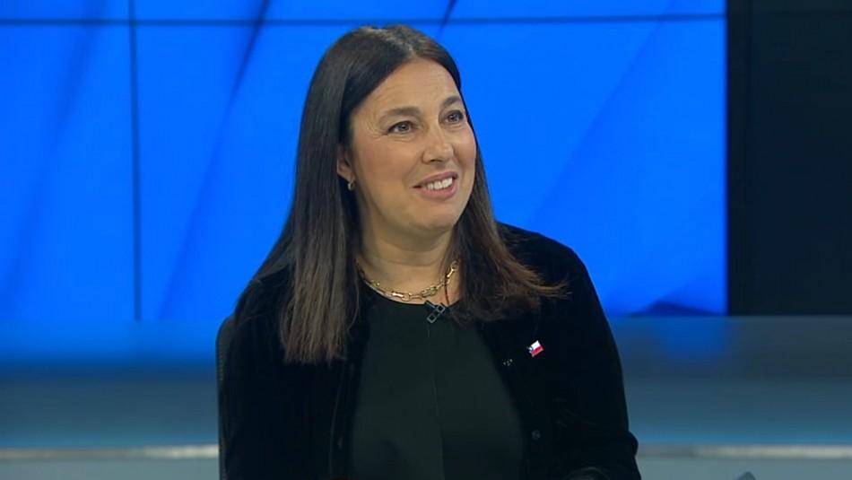 Ministra del Deporte y financiamiento a Team Chile: