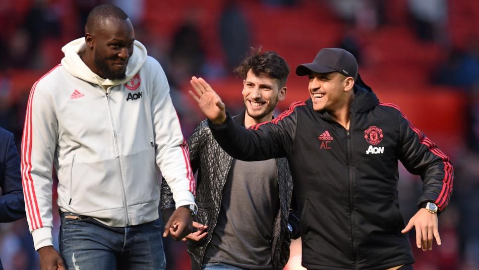 El notable elogio de Lukaku a Alexis: