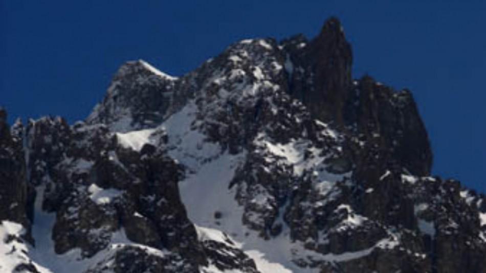 Un excursionista extraviado y cinco aislados producto de avalancha en Los Andes