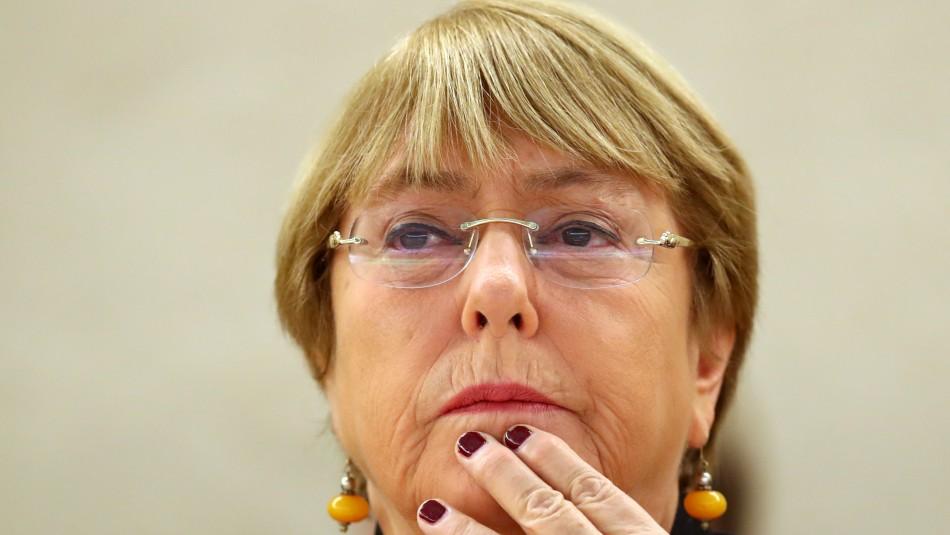 Chile Vamos presentará oficio a Michelle Bachelet por eventual financiamiento de OAS