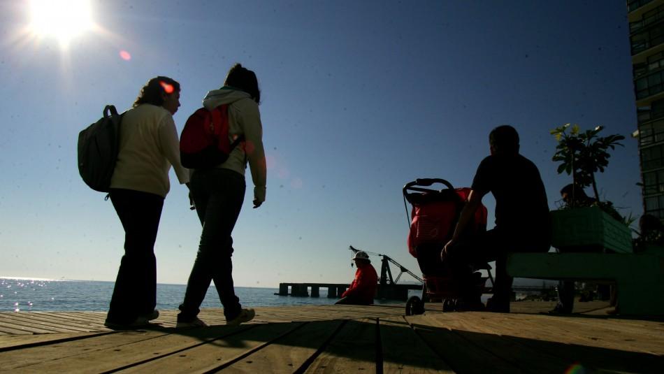 Valparaíso totalmente soleado: Revisa el pronóstico del tiempo